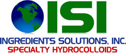ISI Ingredients Solutions, Inc. | Specialty Hydrocolloids